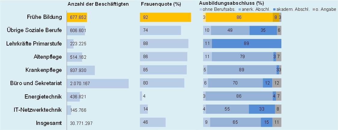 Die Dominanz der Fachschulen für Sozialpädagogik im Zuge der (Teil ...